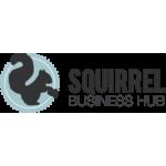 Small squirrel bizhub logo 3004